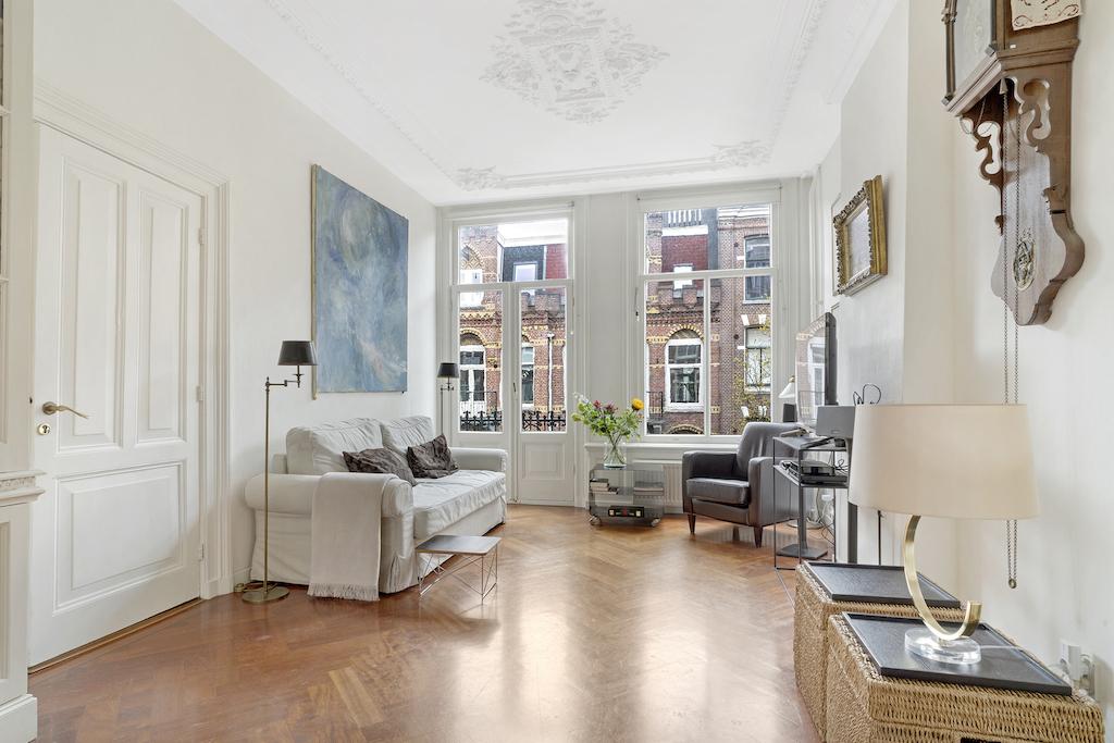 Huis verkopen - inrichting woning in Amsterdam